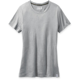 Smartwool Merino Sport 150 Shirt Women, light gray heather